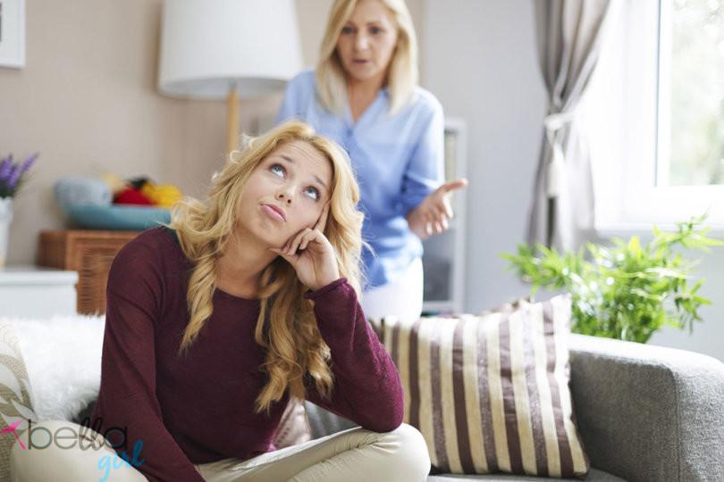 családi veszekedés