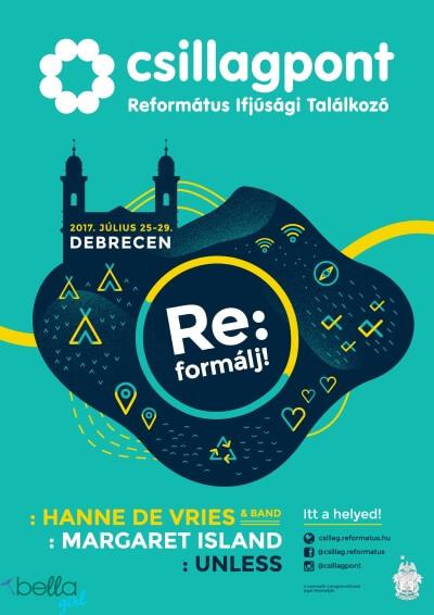Csillagpont Református Ifjúsági Találkozó 2017
