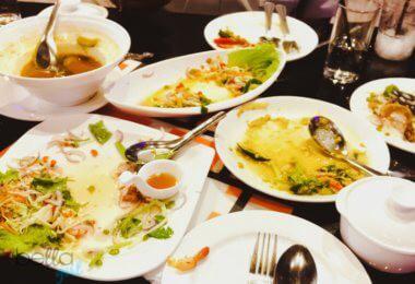 ebédmaradék